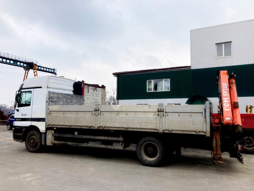 Транспортування, навантаження та розвантаження вантажів