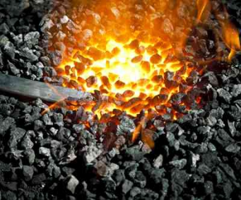 коксующийся уголь.